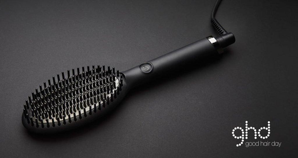 ghd glide spazzola lisciante