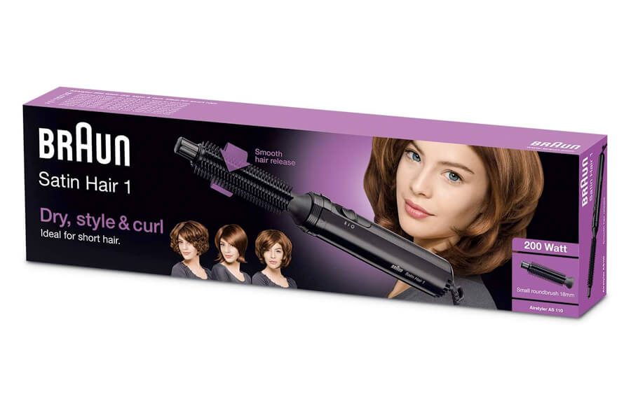 Braun Satin Hair 1 AS110